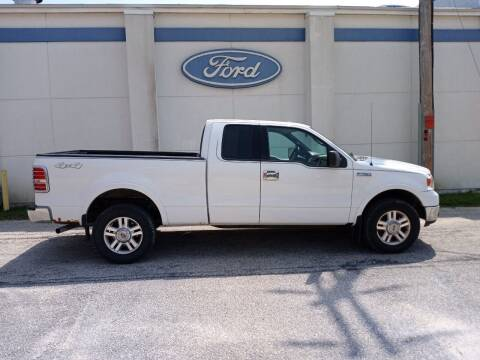 2004 Ford F-150 for sale at Welterlen Motors in Edgewood IA