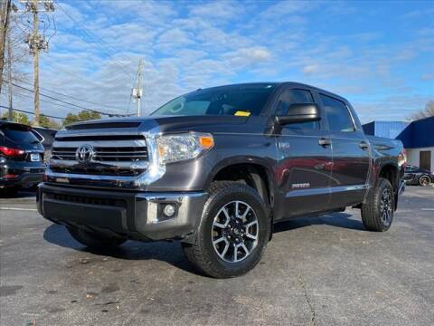2017 Toyota Tundra for sale at iDeal Auto in Raleigh NC