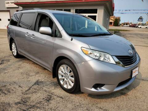 2012 Toyota Sienna for sale at Extreme Auto Sales LLC. in Wautoma WI