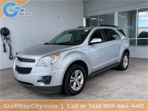 2014 Chevrolet Equinox for sale at GRAFF CHEVROLET BAY CITY in Bay City MI