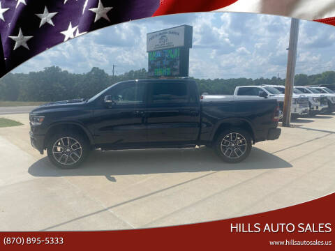 2019 RAM Ram Pickup 1500 for sale at Hills Auto Sales in Salem AR