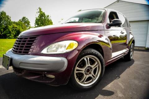 2002 Chrysler PT Cruiser for sale at Glory Auto Sales LTD in Reynoldsburg OH