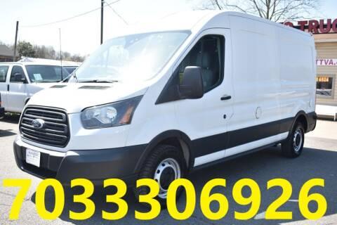 2016 Ford Transit Cargo for sale at MANASSAS AUTO TRUCK in Manassas VA
