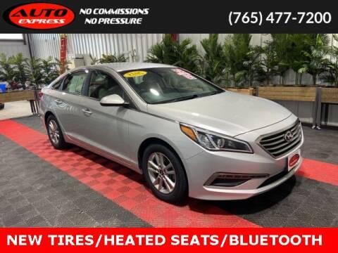 2015 Hyundai Sonata for sale at Auto Express in Lafayette IN
