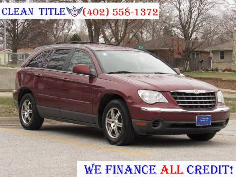 2007 Chrysler Pacifica for sale at NY AUTO SALES in Omaha NE