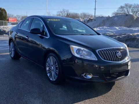 2013 Buick Verano for sale at Betten Baker Preowned Center in Twin Lake MI