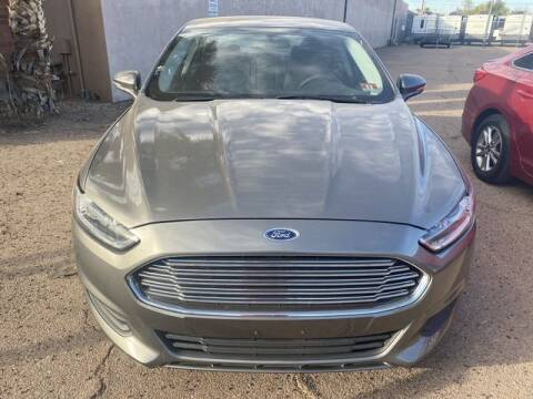 2013 Ford Fusion Hybrid for sale at Superstition Auto in Mesa AZ