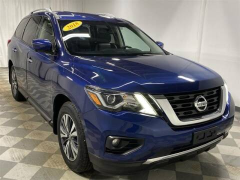 2018 Nissan Pathfinder for sale at Mr. Car City in Brentwood MD