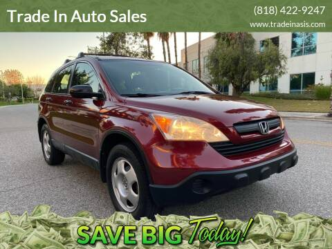 2008 Honda CR-V for sale at Trade In Auto Sales in Van Nuys CA