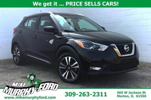 2019 Nissan Kicks for sale at Mike Murphy Ford in Morton IL