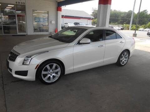 2013 Cadillac ATS for sale at Auto America in Charlotte NC