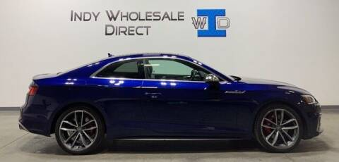 2018 Audi S5 for sale at Indy Wholesale Direct in Carmel IN