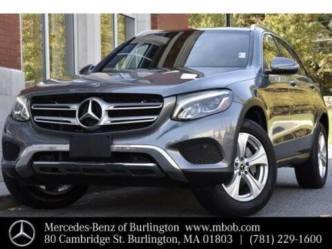 2017 Mercedes-Benz GLC for sale at Mercedes Benz of Burlington in Burlington MA