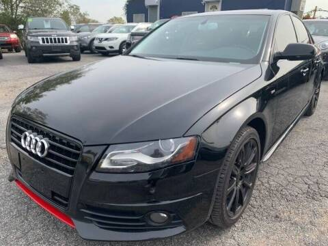 2012 Audi A4 for sale at TD MOTOR LEASING LLC in Staten Island NY