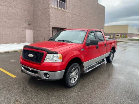 2006 Ford F-150 for sale at JE Autoworks LLC in Willoughby OH