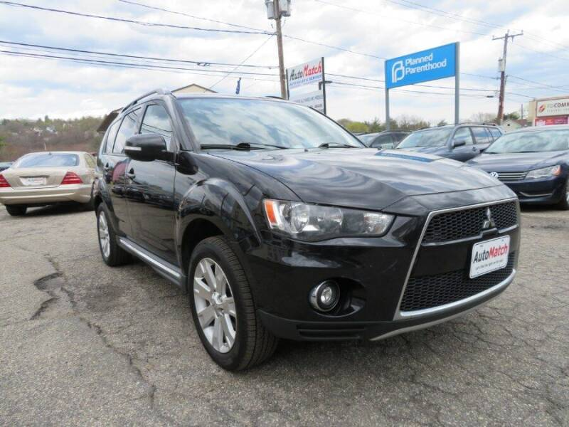2011 Mitsubishi Outlander for sale at Auto Match in Waterbury CT