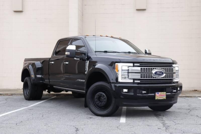 2018 Ford F-450 Super Duty for sale at El Compadre Trucks in Doraville GA
