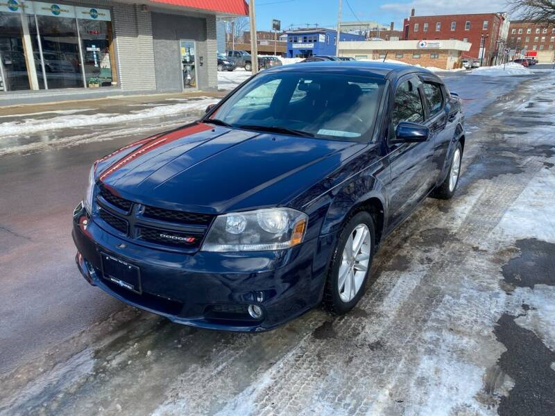 2013 Dodge Avenger for sale at Midtown Autoworld LLC in Herkimer NY