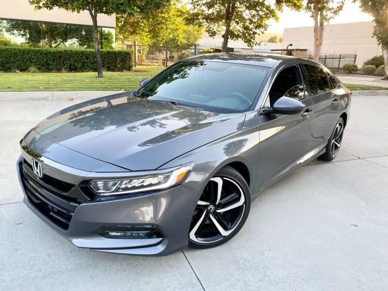 2019 Honda Accord for sale at Destination Motors in Temecula CA
