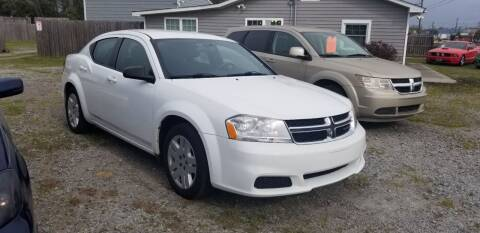 2014 Dodge Avenger for sale at Dick Smith Auto Sales in Augusta GA