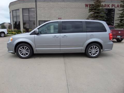 2016 Dodge Grand Caravan for sale at Elite Motors in Fargo ND