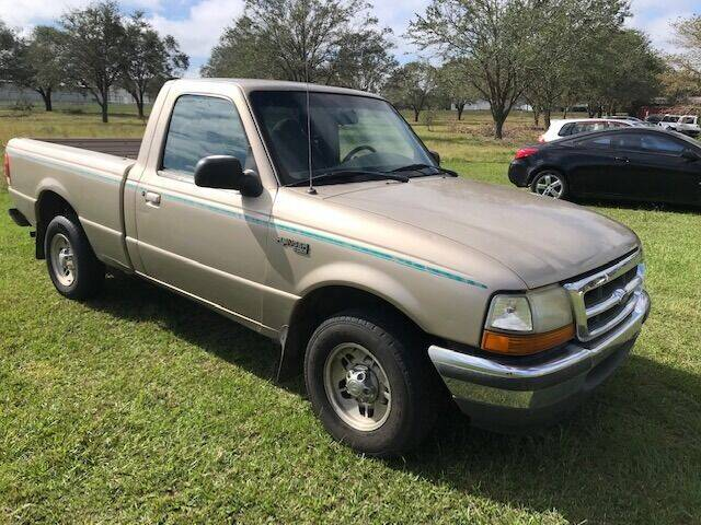 1998 Ford Ranger for sale at CARZ4YOU.com in Robertsdale AL