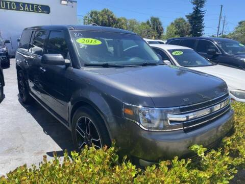 2015 Ford Flex for sale at Mike Auto Sales in West Palm Beach FL