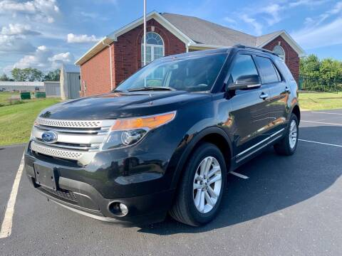 2013 Ford Explorer for sale at HillView Motors in Shepherdsville KY