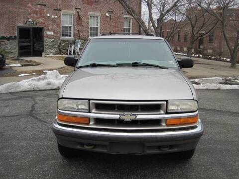 2001 Chevrolet Blazer for sale at EBN Auto Sales in Lowell MA
