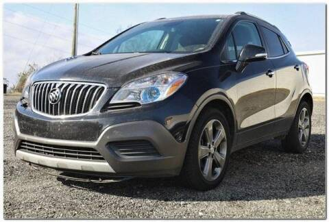 2014 Buick Encore for sale at WHITE MOTORS INC in Roanoke Rapids NC