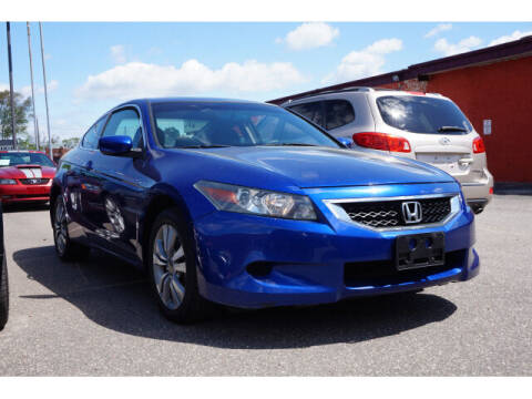 2009 Honda Accord for sale at Sunrise Used Cars INC in Lindenhurst NY