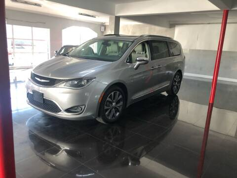 2017 Chrysler Pacifica for sale at CARSTRADA in Hollywood FL