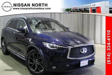 2019 Infiniti QX50 for sale at Auto Center of Columbus in Columbus OH