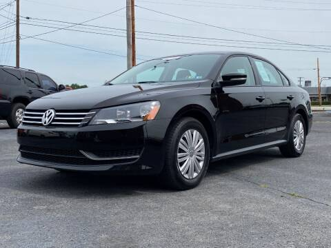 2014 Volkswagen Passat for sale at Clear Choice Auto Sales in Mechanicsburg PA