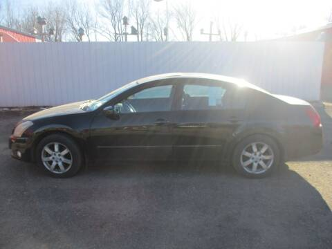 2004 Nissan Maxima for sale at Chaddock Auto Sales in Rochester MN