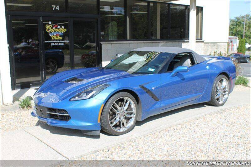 2014 Chevrolet Corvette for sale at Corvette Mike New England in Carver MA