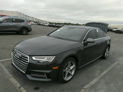 2017 Audi A4 for sale at Adams Auto Group Inc. in Charlotte NC