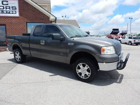 2006 Ford F-150 for sale at C & C MOTORS in Chattanooga TN