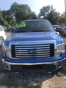 2010 Ford F-150 for sale at Al's Linc Merc Inc. in Garden City MI