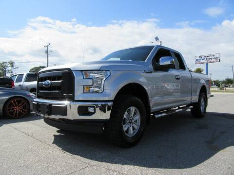 2017 Ford F-150 for sale at ARENA AUTO SALES,  INC. in Holly Hill FL