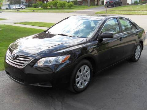 2008 Toyota Camry Hybrid for sale at GLOBAL AUTOMOTIVE in Gages Lake IL