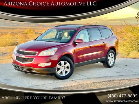 2011 Chevrolet Traverse for sale at Arizona Choice Automotive LLC in Mesa AZ