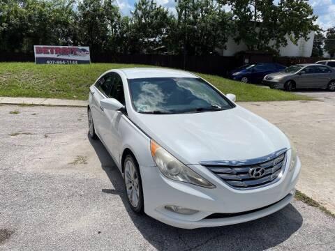 2012 Hyundai Sonata for sale at Detroit Cars and Trucks in Orlando FL
