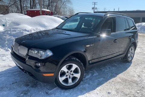 2008 BMW X3 for sale at Millennium Auto Group in Lodi NJ