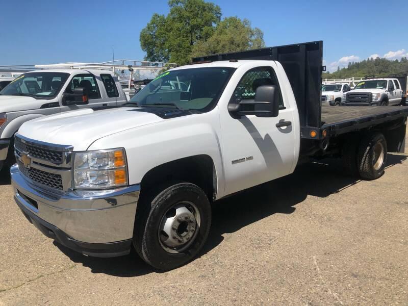 2011 Chevrolet Silverado 3500HD for sale at Truck & Van Country in Shingle Springs CA