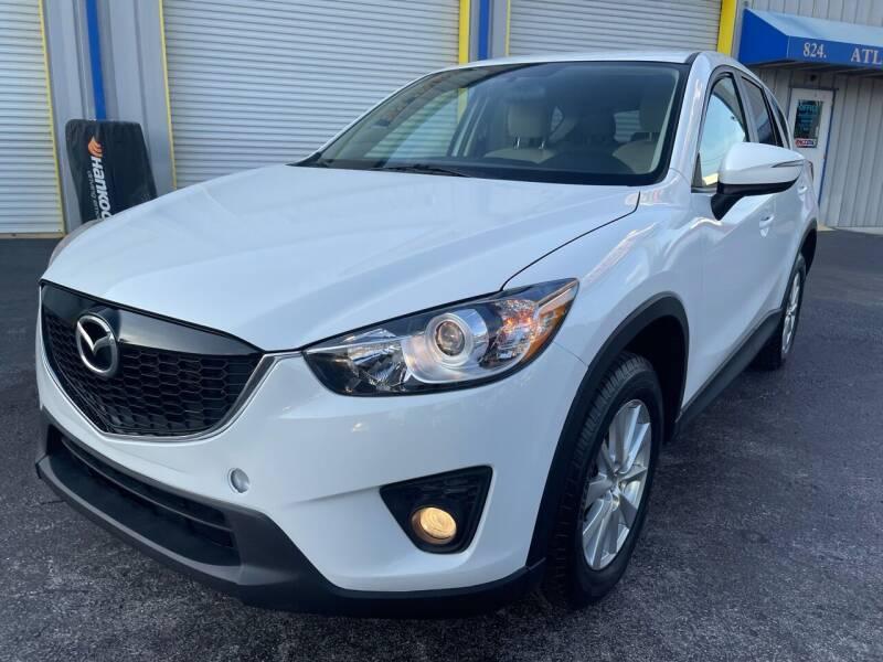 2015 Mazda CX-5 for sale at RoMicco Cars and Trucks in Tampa FL