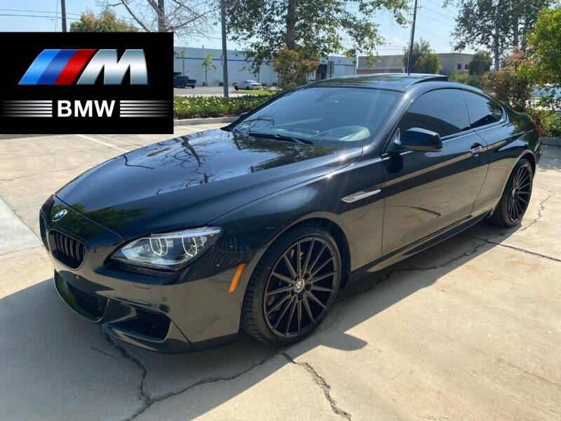 2014 BMW 6 Series for sale at 7 Auto Group in Anaheim CA