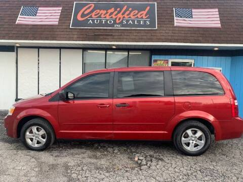 2009 Dodge Grand Caravan for sale at Certified Auto Sales, Inc in Lorain OH