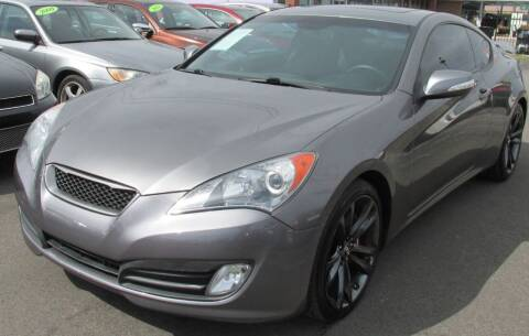 2010 Hyundai Genesis Coupe for sale at Express Auto Sales in Lexington KY