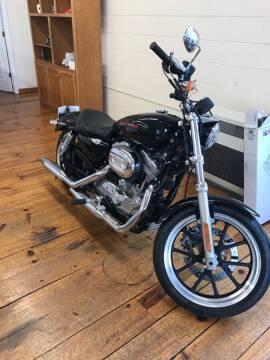 2014 Harley-Davidson XL883L for sale at Guarantee Auto Galax in Galax VA
